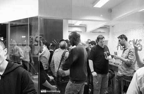 mac meetups london