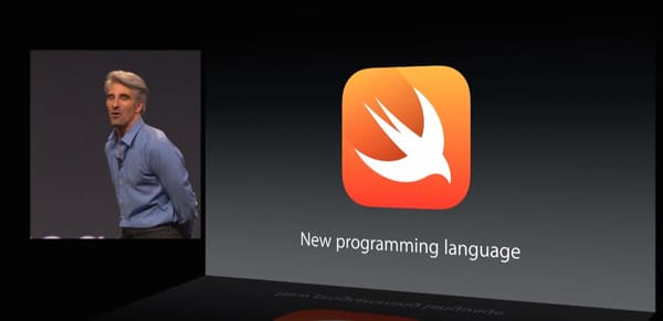 new programming language swift